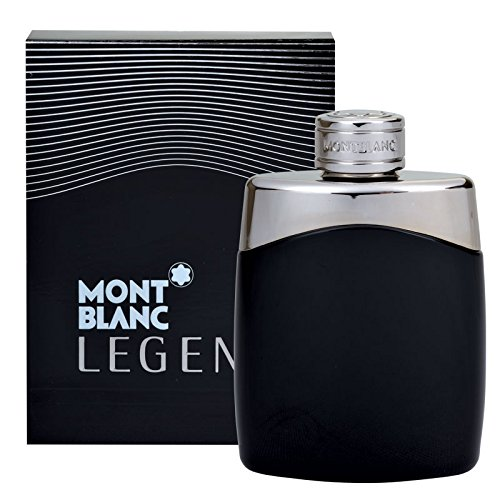 - M.O.N.T . B.L.A.N.C Legend Eau De Toilette Spray For Man. EDT 3.3 Fl Oz,100 ML