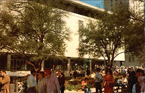University of Texas - Academic Center on the West Mall Austin Original Vintage - Mall Austin Texas