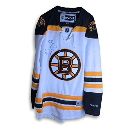 Adam Sandler Signed Autographed Bruins Hockey Jersey Happy Gilmore GV866410