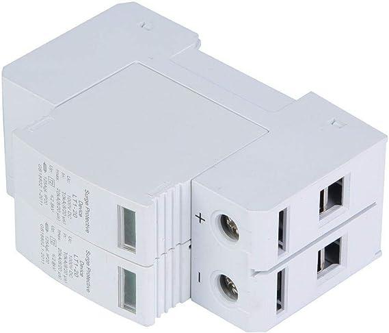 2P40KA Dispositivo di Protezione Contro i fulmini fotovoltaico 2P CC Scaricatore di Bassa Tensione FOTABPYTI Dispositivo di Protezione Contro Le sovratensioni