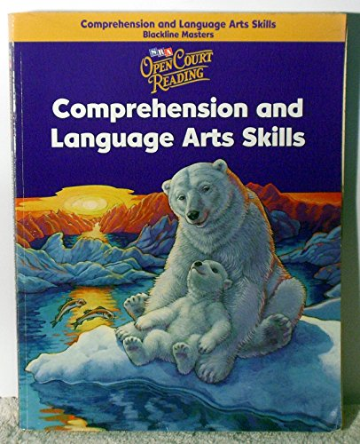 Open Court Reading - Comprehension and Language Arts Skills Blackline Masters - Grade 4