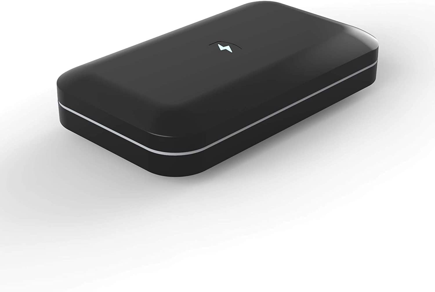 Black PhoneSoap 3.0 UV Sanitizer and Universal Phone Charger 3 Pack
