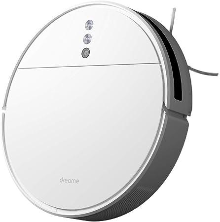 Dreame F9 Mistral - Robot Aspirador para Suelos Duros y alfombras (friegasuelos, mapeo, navegación Inteligente VSLAM, Control con App) Color Blanco: Amazon.es: Hogar