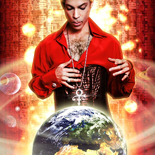 Album Art for Planet Earth by Prince