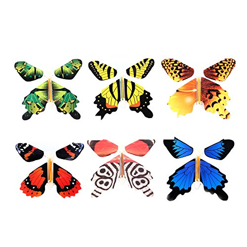 Rinhoo Flying Butterfly Rubber Powered product image