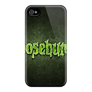 Mhc131AkbI Case Cover, Fashionable Iphone 6plus Case - Goosebumps Holidays