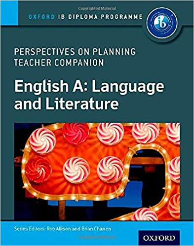 IB Perspectives on Planning English A: Language and