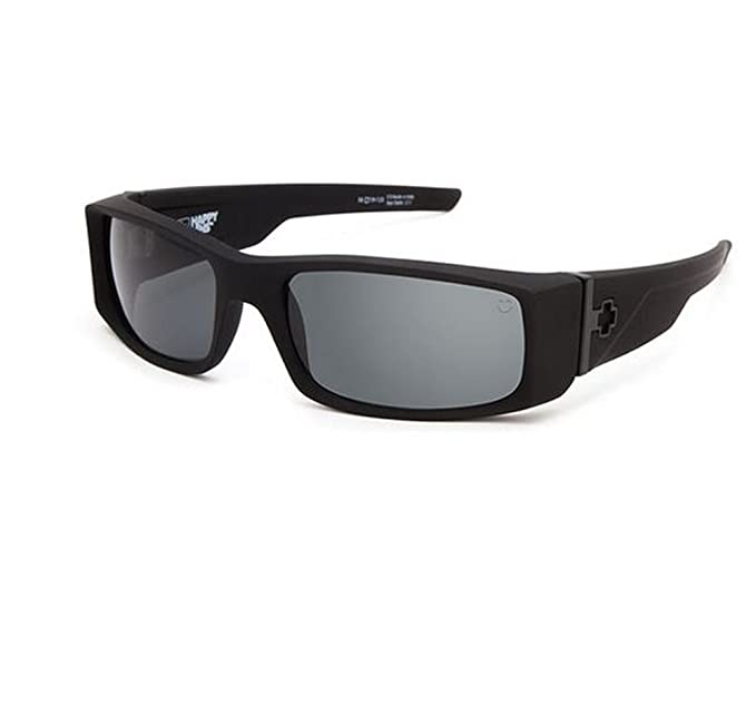 Amazon.com: Spy Optic Hielo Wrap - Gafas de sol, Negro ...