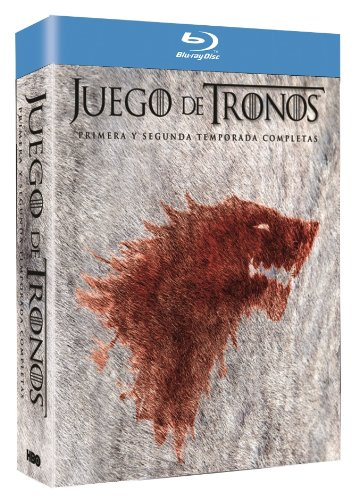 Juego De Tronos - Temporadas 1+2 [Blu-ray]: Amazon.es: Peter ...