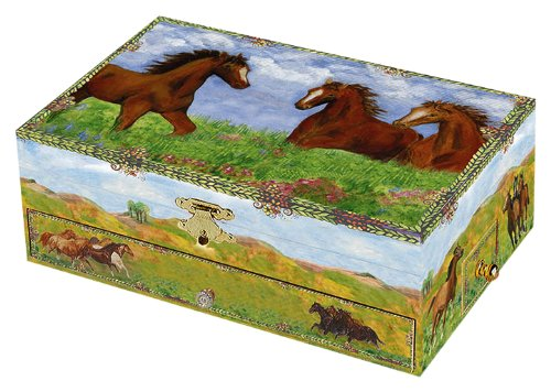 Enchantmints B1028 Prairie Music Box product image