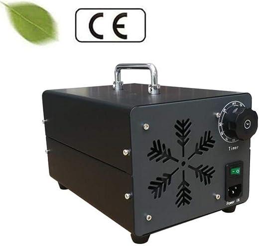 Lzx Generador De Ozono Comercial 20000 MG/h Máquina De Ozono o3 ...