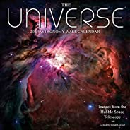 The Universe 2021 Astronomy Wall Calendar: Images from NASA's Hubble Space Telescope (12&quo