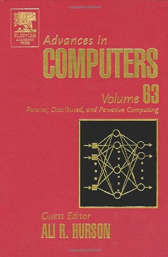 Download Advances in Computers: Parallel, Distributed, and Pervasive Computing: 63 Pdf