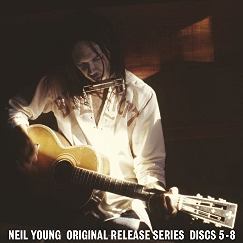 Neil Young - Original Release Series Discs 5-8 (4cd) - Zortam Music