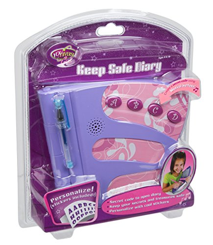 ALEX Toys Craft Keepsafe Diary (Electronic Diary Toy)