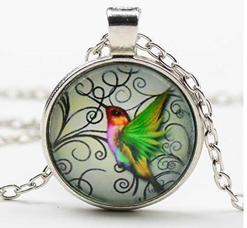 Green Hummingbird...