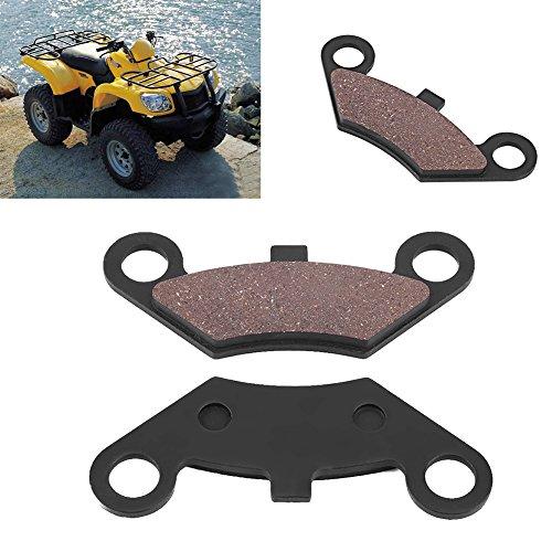 Anauto 2 Pcs Front Brake Pads For CFMoto CF500 500cc CF600 600cc X5 X 6 X8 ATV - Cfmoto Motorcycle
