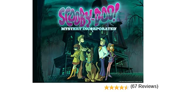Amazon.com: Scooby-Doo! Mystery Incorporated: The Complete First ...