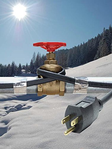 Danfoss 088L1484 50' 120V Self Regulating Ice Guard SRIG Cable W/Plug