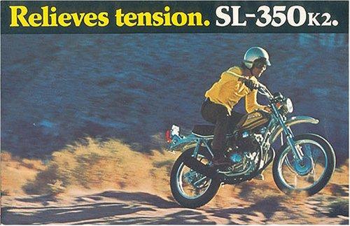 (1972 Honda Motosport SL-350 K2 [sales brochure])