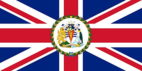magFlags XL Flag Commissioner of the British Antarctic Territory | British Antarctic Territory | landscape flag | 2.16m² | 23sqft | 100x200cm | 40x80inch - 100% Made in Germany - long lasti