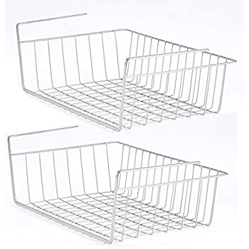 Amazon Com Rubbermaid Slide Out Under Shelf Storage