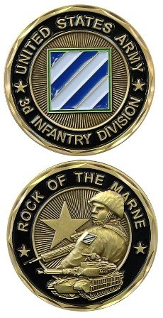 United States Military US Armed Forces Army 3d Infantry Divison