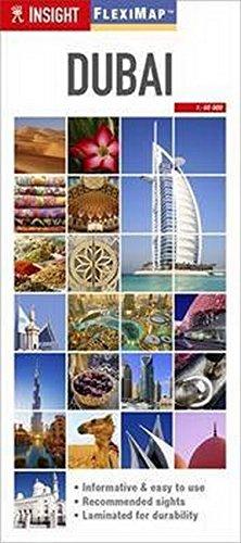 Insight Flexi Map: Dubai (Insight Flexi Maps)