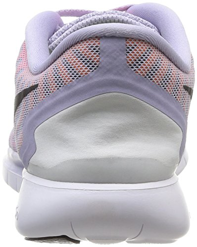 Nike 5 De 2 Course Rose Chaussures Des Blanc Femmes rose Free gAZwrqgf