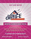 delta-E Mental Clarity & Focus! Energy Drink (7 Packets) by IMPaX World