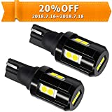 #7: OXILAM 912 921 LED Bulbs Backup Reverse Light 2000 Lumens Extremely Bright Canbus Error Free with High Power 3030 Chipsets (Upgrade Version, 2 PACK)