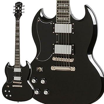Epiphone Tony Iommi SG Custom [] nueva guitarra eléctrica para zurdos: Amazon.es: Instrumentos musicales