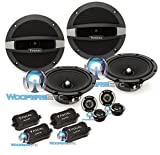 Set of (2) Focal Auditor R-165S2 6.5'' 120W RMS 2-Way Component Speaker Systems