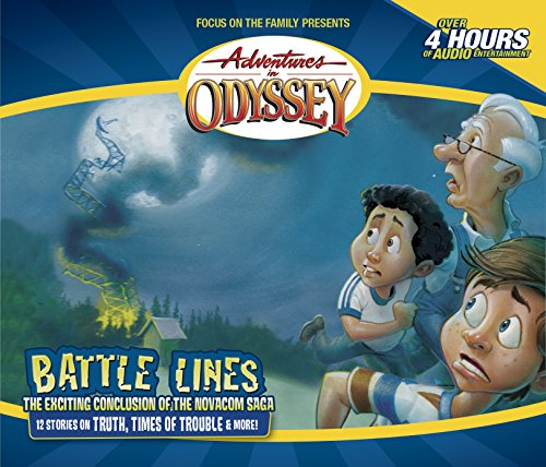 Battle Lines (Adventures in Odyssey) by Tyndale House Publishers