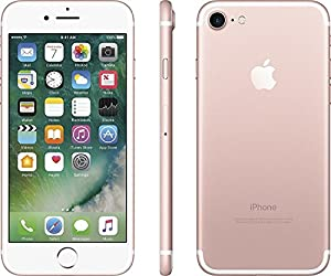 Apple iPhone 7 AT&T 32 GB (Rose Gold) Locked to AT&T