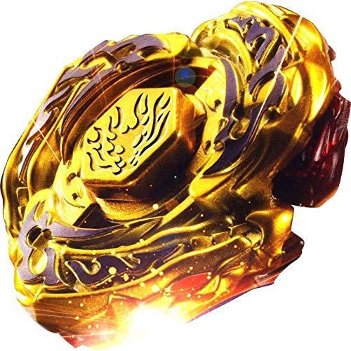 FidgetGear Bey Blade Launcher Metal Fusion 4D Set Gold Kids Game Toys Gyroscope New from FidgetGear