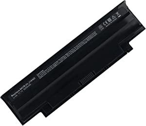 Bay Valley Parts Battery J1KND for Dell Inspiron N4010 N4010D N5010 N5050 N5010D N5030 N7010 N7110 M501 13R 14R 15R Laptop 04YRJH, 06P6PN, 07XFJJ, 312-0233, 312-1205, 383CW, 451-11510, J1KND, WT2P4