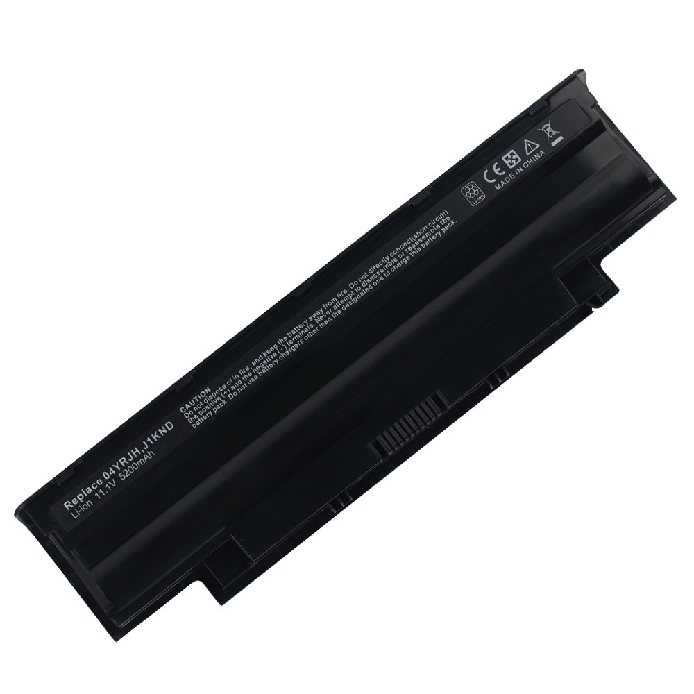 Bay Valley Parts New Replacement Laptop Battery for Dell Inspiron N3110 N4110 N5110 13R (N3010), 14R (N4010), 14R (N4110), 15R (N5010), 15R (N5110), 17 (N7010)
