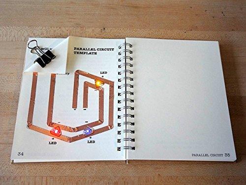 Chibitronics - Chibi Lights - LED Circuit Stickers STEM Starter Kit by Chibitronics (Image #4)