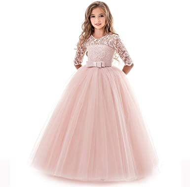 Kids toddler Girl Princess dress petticoat under dress
