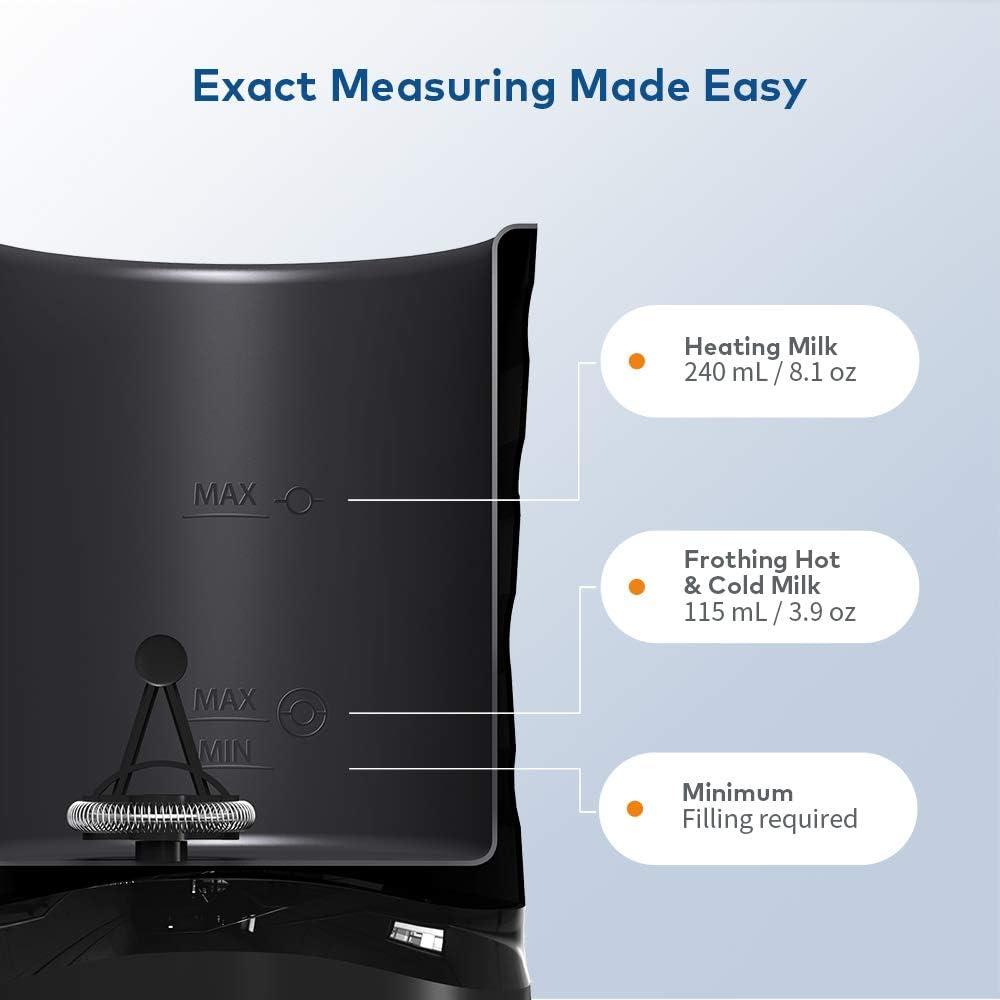 Max Cappuccinatore Easy Cream In Acciaio 600W