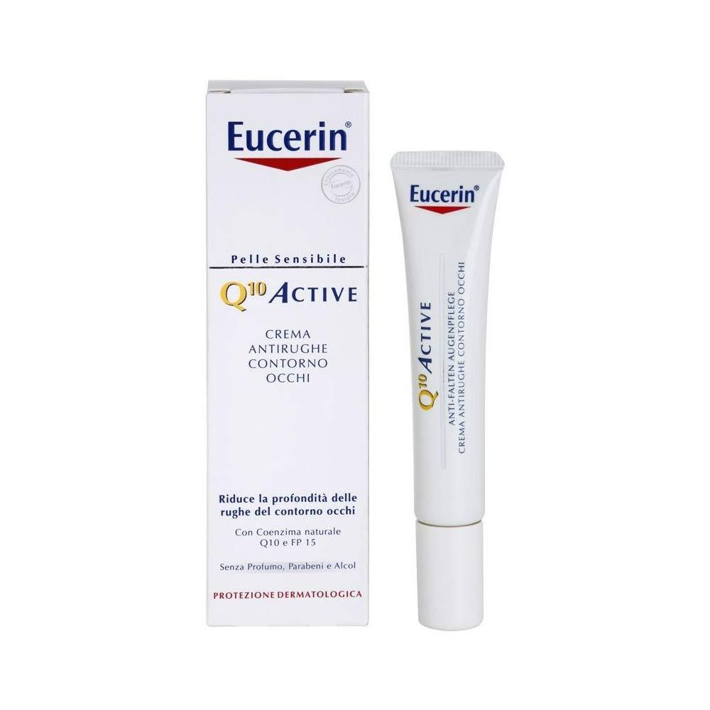 Eucerin Q10 ACTIVE Contorno de Ojos - 15 ml