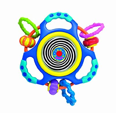 Manhattan Toy Whoozit Busy Swirls Activity Toy from Manhattan Toy