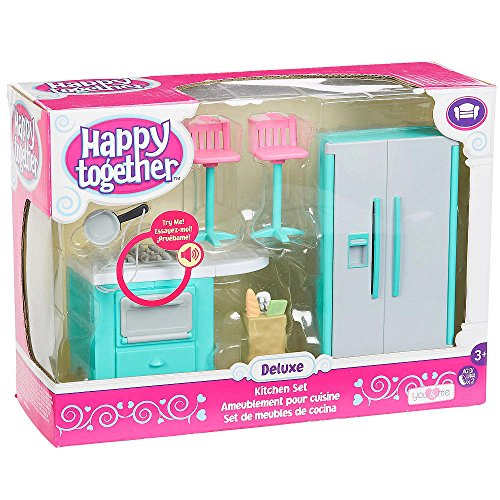 You & Me Happy Together Deluxe Kitchen ()