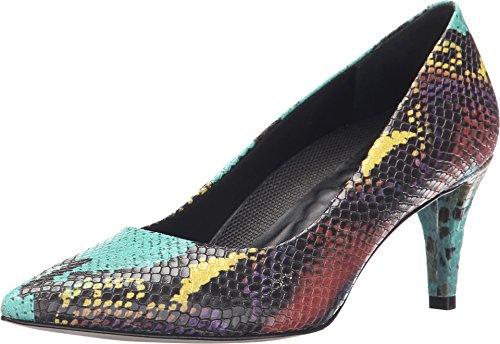 Footwear Walking Cradles (Walking Cradles Women's Sophia Anaconda Multi PU Pump 6 M (B))