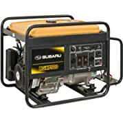 Subaru RGX7500E 14.0 HP Gas Powered Industrial Generator, 7500W