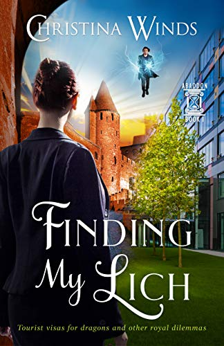 Finding My Lich (Abaddon Book 1) by [Winds, Christina]