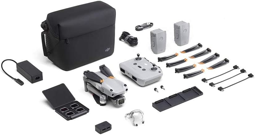 DJI AIR 2S Worry-Free Fly More