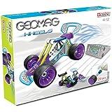 Giochi Preciosi 601048 - Geomag Wheels Race 29 Pzas