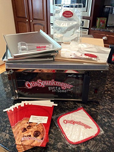 Otis Spunkmeyer Commercial Convection Oven Premium Set! $125 Worth of Accessories Included! (Used Commercial Oven)